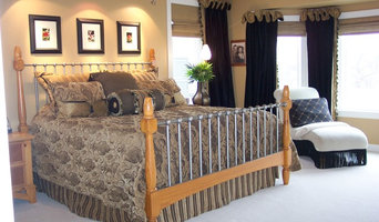 Master Bedroom Bedding & Window Treatments