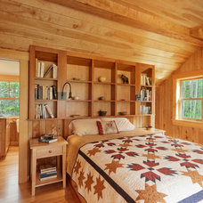 Traditional Bedroom by Bennett Frank McCarthy Architects, Inc.