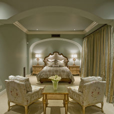 Traditional Bedroom by Bess Jones Interiors