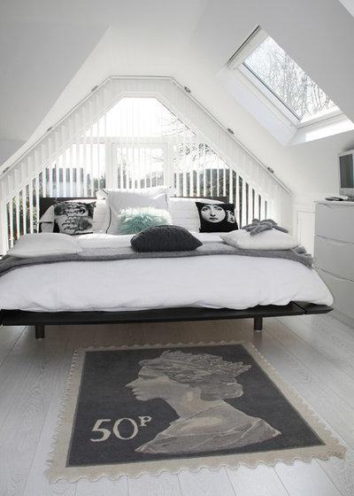 Scandinavian Bedroom by MODEL Projects Ltd