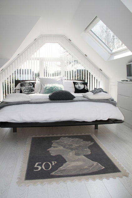 Contemporary Bedroom by MODEL Projects Ltd