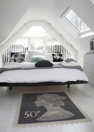 Scandinavian Bedroom by MODEL Projects Ltd