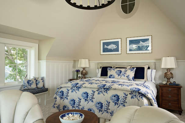 Traditional Bedroom by Billy Beson Company