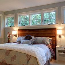 Contemporary Bedroom by Black Tusk Development Group Ltd.
