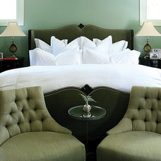 Traditional Bedroom by Bliss Design Firm