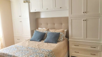 Master Bedroom Built-ins