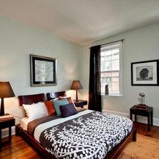 Bedroom by Busybee Design