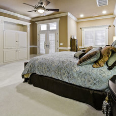 Traditional Bedroom by Celtic Custom Homes
