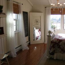 Traditional Bedroom Master Bedroom by Linda Hilbrands
