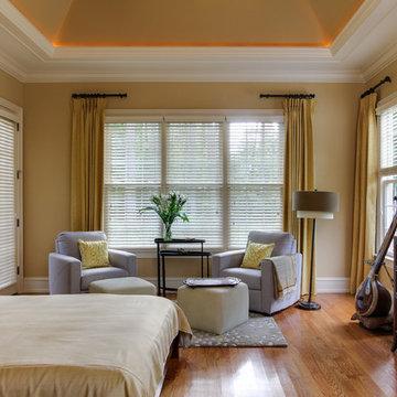 Master Bedroom by Otrada LLC