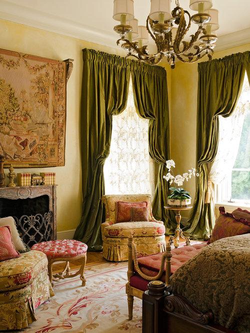 Best Antique Bedroom Design Ideas & Remodel Pictures | Houzz