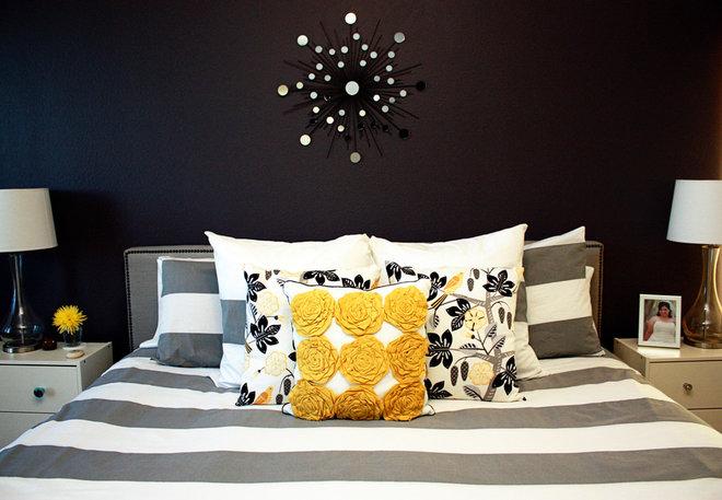 Eclectic Bedroom by Casa Greer