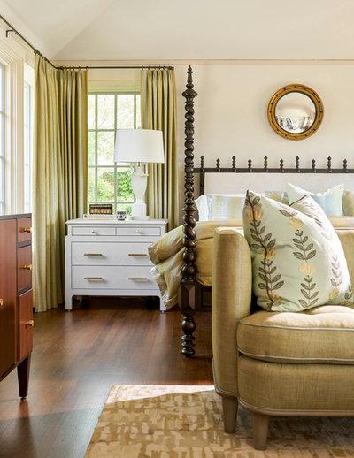 Mediterranean Bedroom by Chambers Interiors & Associates, Inc.