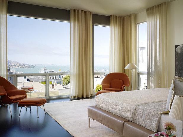 Vorhänge Schlafzimmer Modern | Möbelideen Schlafzimmer Modern Trkis