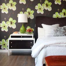 Contemporary Bedroom by company kd, llc.