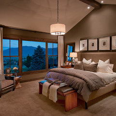 contemporary bedroom by CSE & Associates, INC.