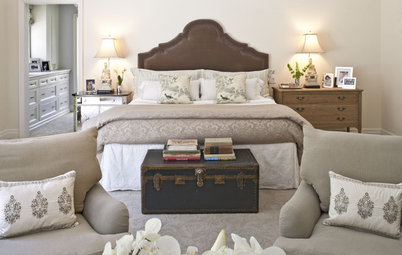 Master Bedrooms That Take Command