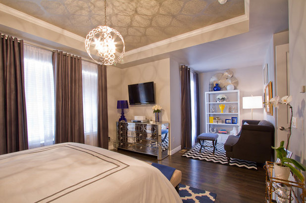 Contemporary Bedroom by Design 5 Seventy-One