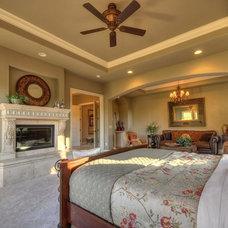 Traditional Bedroom by Deborah Costa