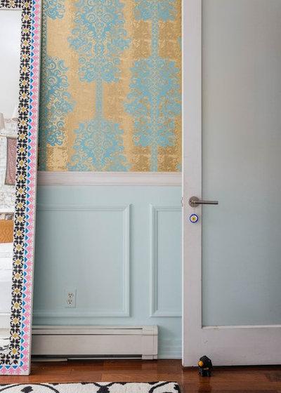 Eclectic Bedroom by Lena Lalvani