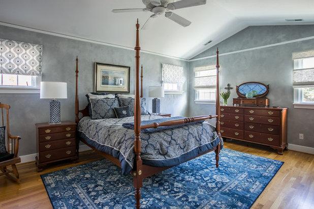 Traditional Bedroom by ReDefine Design