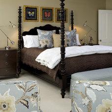Traditional Bedroom by Petrella Designs, Inc.