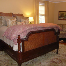 Traditional Bedroom by Designing Domesticity