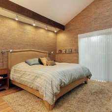 Contemporary Bedroom by Designing Edge