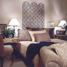 Traditional Bedroom by Designs By Robyn, LLC