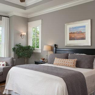 Inspiration for a craftsman bedroom remodel in Nashville