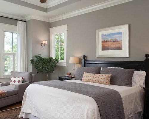 chambre craftsman photos et id es d co de chambres. Black Bedroom Furniture Sets. Home Design Ideas