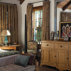 Eclectic Bedroom by Gibson Gimpel Interior Design