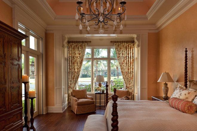 Traditional Bedroom by Douglas Design Studio