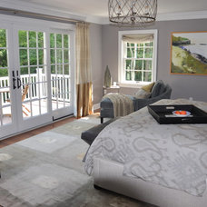 Contemporary Bedroom by Dover Rug & Home