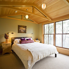 Contemporary Bedroom by Emerick Architects
