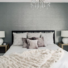 Contemporary Bedroom by FIG Interiors