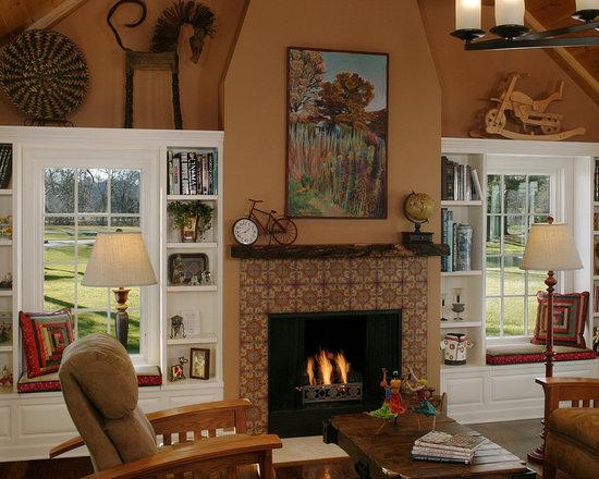 Master Bedroom Fireplace Houzz