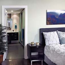 Contemporary Bedroom by Four Brothers LLC