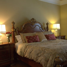 Traditional Bedroom by G&G Interior Design