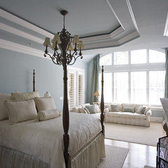 traditional bedroom by Grainda Builders, Inc.