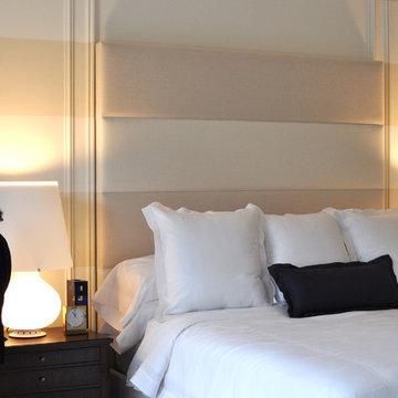 Master Bedroom: Heather Hillard Design