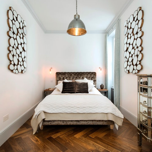 Long and narrow bedrooms houzz for H b bedrooms oldham