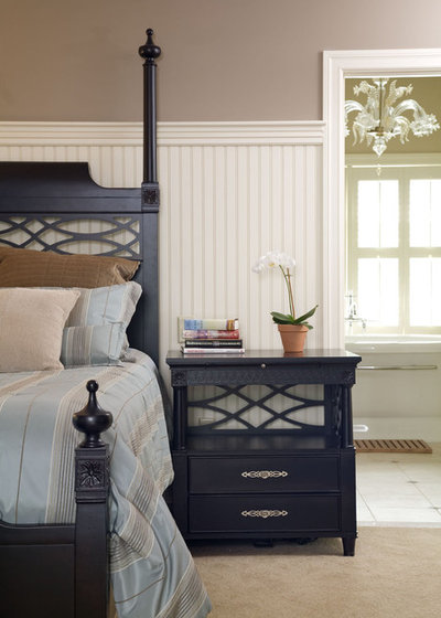 Traditional Bedroom by Howell Custom Building Group