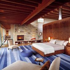 Modern Bedroom by Ike Kligerman Barkley