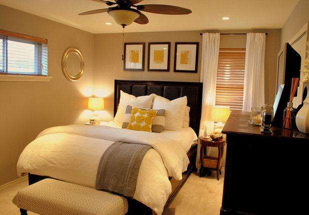 Traditional Bedroom Master Bedroom