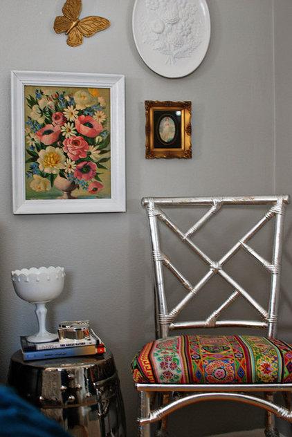 Eclectic Bedroom Master Bedroom