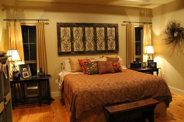 Rustic Bedroom Master Bedroom