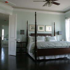 Traditional Bedroom Master bedroom