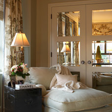 Traditional Bedroom by Bradley Thiergartner Interiors