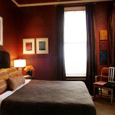 Modern Bedroom by Adeeni Design Group